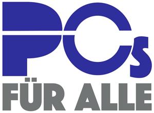 Logo von PCs für Alle